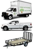 Forest City Movers - The affordable movers, 226-224-3464