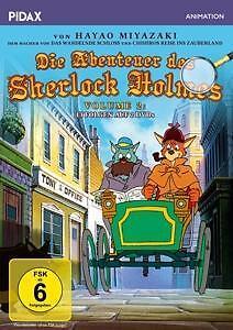 Die Abenteuer des Sherlock Holmes, Vol. 2 / Weitere 13 Folgen der Anime-Se (OVP)