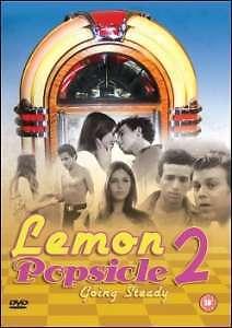 Lemon Popsicle 2: Going Steady - Dvd - Comedy - New