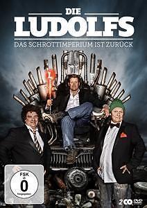 Die Ludolfs - Das Schrottimperium ist zurück (2016), Neu OVP, 2 DVD Set