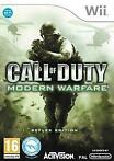 Nintendo - Call of Duty Modern warfare Reflex Edition - Wii
