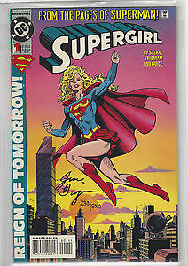 Supergirl - Reign of tomorrow (1-2-3-4)