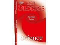 Letts Science Revision Guide and Revision Workbook Key Stage 3