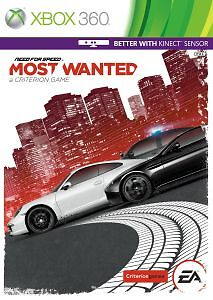 ★★NEED FOR SPEED MOST WANTED★XBOX 360★FREE SAME DAY POSTAGE★★AUSTRALIAN SELLER★★