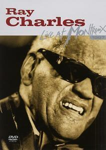 Ray Charles - Live At Montreux 1997 (DVD)  NEU/Sealed !!! + Bonus DVD Sampler!