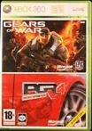 Gears of War/PGR4 Project Gotham Racing (Xbox 360)