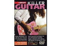 Lick Library DVD - Killer Guitar Techniques - Dave Kilminster