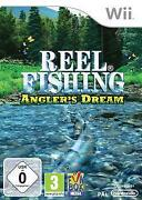 Wii Fishing Game