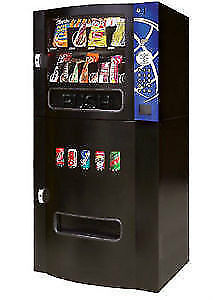 Seaga Combo Vending Machines