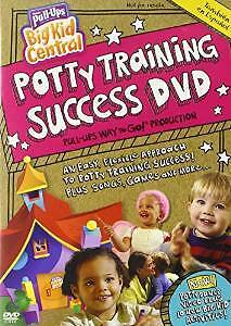 POTTY TRAINING DVD BRAND NEW best $5 you will ever spend