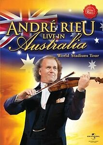 WANTED -Andre Rieu - Live in Australia Peterborough Peterborough Area image 1