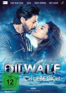 Dilwale-Ich-Liebe-Dich-Vani-Khan-shah-Rukh-DVD
