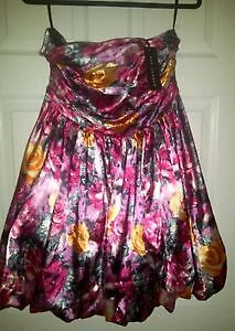 Floral print dress. Brand new with tags. Size 14
