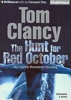 The Green Mile & The Hunt For Red October Audio Books - $6.00 EA