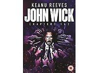 John Wick 1 & 2 (new/sealed)
