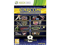 xbox 360 game Capcom Digital Collection (Xbox 360) (pre-owned and used)