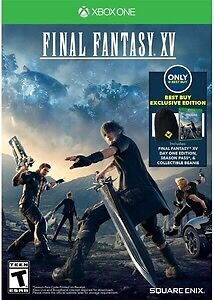 Looking for Final Fantasy XV for Xbox One