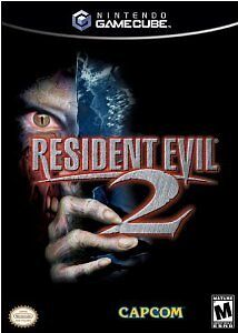 Looking for / Cherche Resident Evil 2 & CODE: Veronica Gamecube