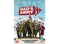 The new 2016 Dads Army Dvd