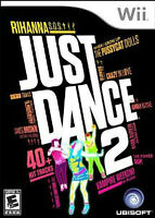 just dance 2, summer party, micheal jackson the experience