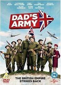 New Dads Army Film 2016 DVD