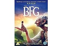 The BFG DVD - Brand New and Sealed