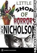 Little Shop of Horrors DVD