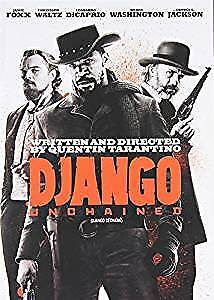 Django Unchained-Quentin Tarantino-new and sealed dvd +