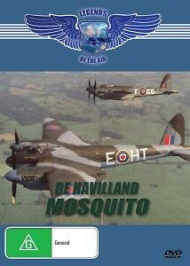MOSQUITO - LEGENDS OF THE AIR - NEW DVD