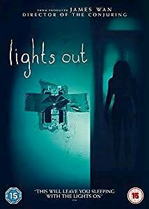 Wanted: lights out dvd Carey Bay Lake Macquarie Area Preview