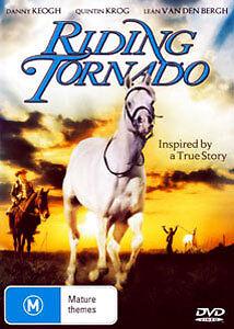 RIDING TORNADO - INSPIRING TRUE HORSE STORY DVD