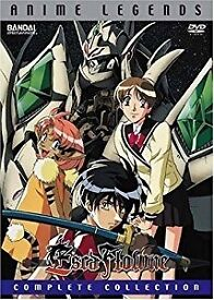 Bandai Anime Legends Esra Flowne Complete Collection