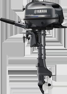 Yamaha outboard motor four stroke 4hp