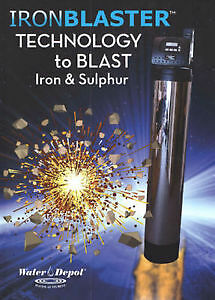 Blast Iron and Sulpher