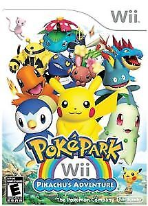 Pokepark Pikachu's Adventure and Pokepark 2 Wonders Beyond