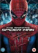 The Amazing Spiderman DVD
