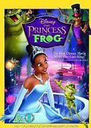 Princess and The Frog DVD