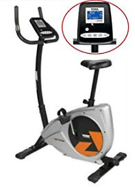 York Aspire Electric Exercise Bike - Excellent Condition!