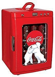 28 can Coca Cola mini fridge