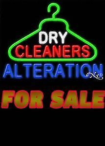 Guelph!  Dry Cleaning Depot/Alterations Shop for Sale!