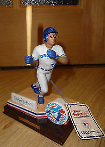 Toronto Blue Jays -- Roberto Alomar Figure Numbered
