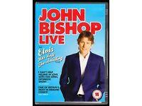 John Bishop Live DVD