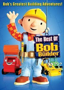 ✪ BOB THE BUILDER - The Best of Bob the Builder DVD