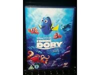 Sealed Disney Pixar Finding Dory DVD, Incl Bonus Feature