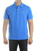 Lacoste original short-sleeve solid pique polo only $35 ea.