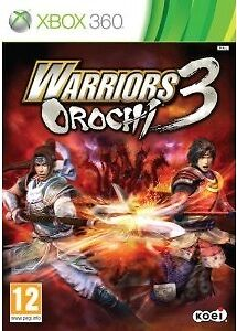 Warriors Orochi 3 (Xbox 360) NEW & Sealed - Despatched from UK