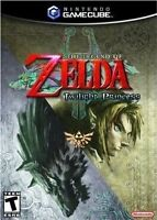 Looking for Zelda: Twilight Princess for GameCube