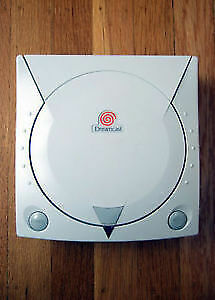 Excellent Sega Dreamcast System with all cords. Works great!