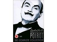 Agatha Christie's Poirot - The Complete Collection 53 Episodes DVD