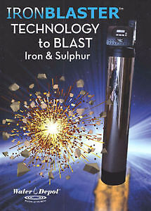Blast Iron and Sulpher